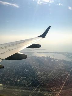 Arrived at Toronto!