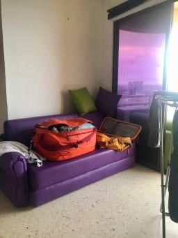 tropical host apartment inside