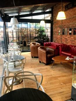 Beautiful Cafes Galore