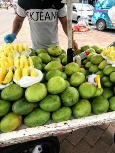 Mango Biche - Green Mango with lime & salt