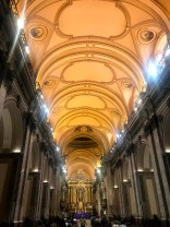 The Metropolitan Cathedral - The old church of Pope Francis