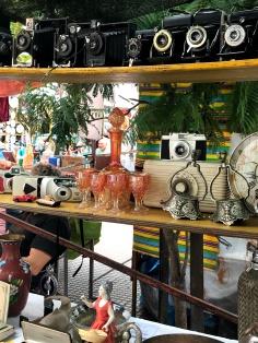 Antiques at San Telmo Market