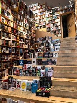A Bookstore in Palermo